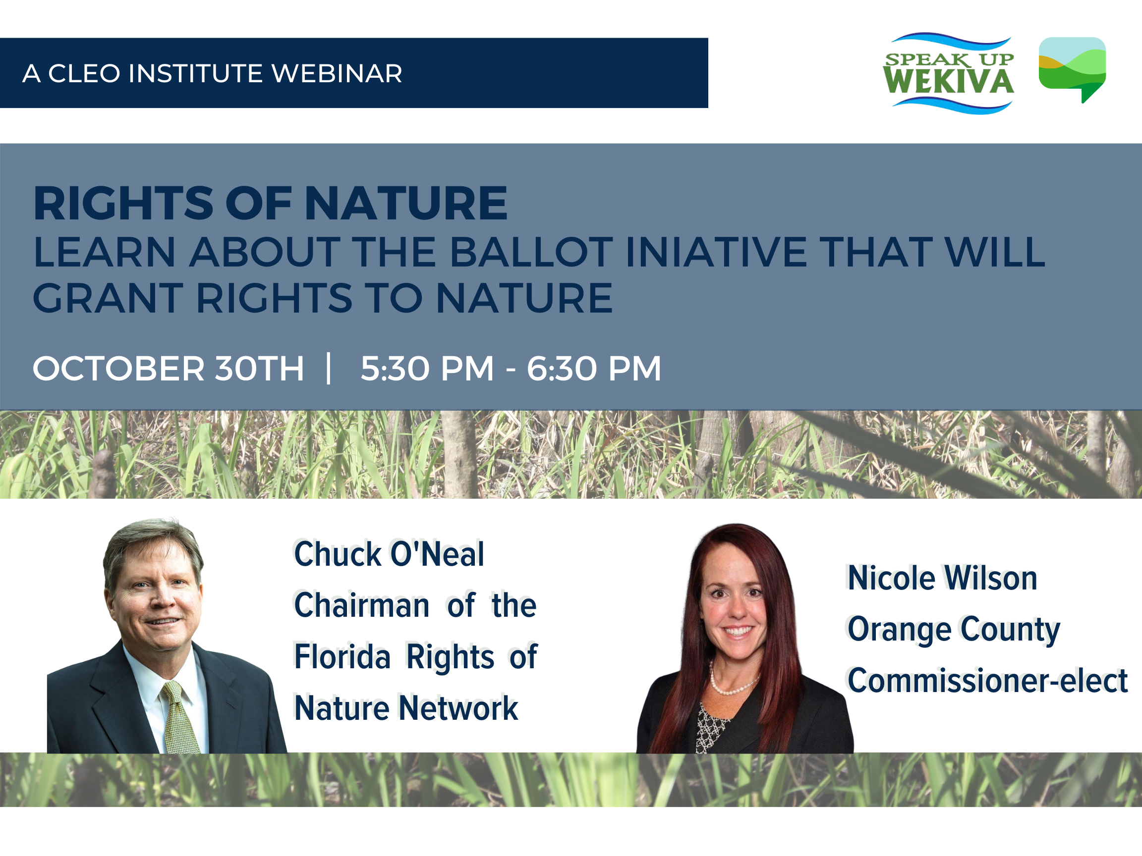 Rights of Nature Webinar